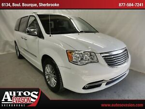 2016 Chrysler Town & Country Touring-L + CUIR + NAVIGATION + CAM