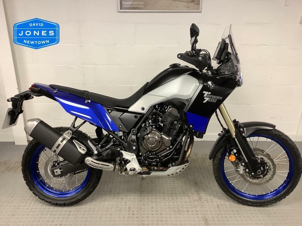 Yamaha TENERE T7 700 XTZ700 XTZ 2020 / 20 - 1511 MILES