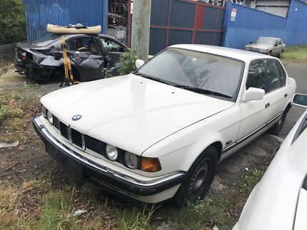 BMW 7 Series 735IL E32 1990 automatic now wrecking Northmead Parramatta Area Preview