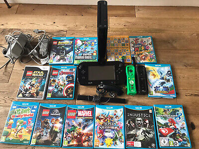 Wii U Bundle *13 Games* *2x Controllers*