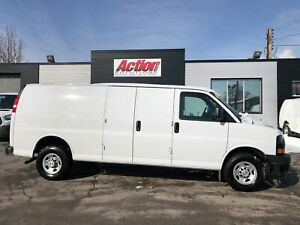 2018 Chevrolet Express G2500 EXT.SHELVING AVAILABLE FROM$995