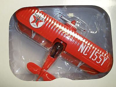 Waco Airplane Wings TEXACO AIRPLANE SAMPLE Red Painted ONE ONLY Gear Box A for sale  Carrollton
