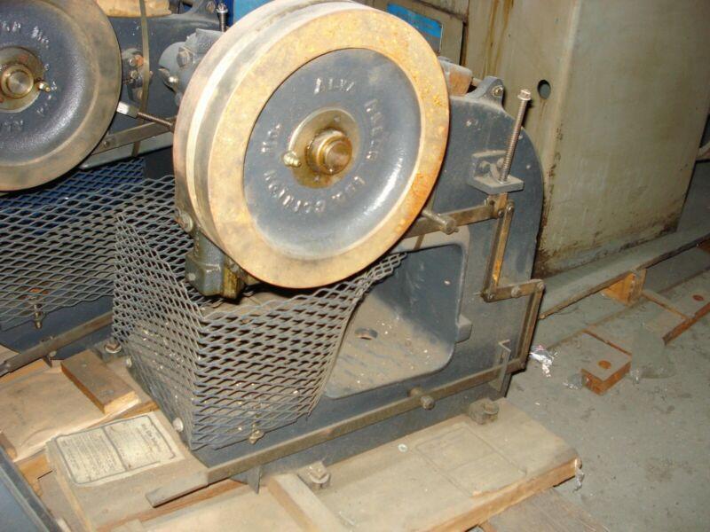 Alva Allen 3 ton Punch Press, BD-3, never used
