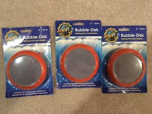 Air stones. Bubble disk