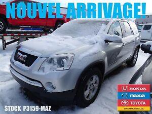 2009 GMC Acadia  AWD SLT 3.6L+V6 CUIR SIÈGCHAUF MAG 7PLACES 
