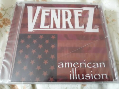 Venrez+-+American+Illusion+%28CD%29+-+New