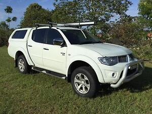 2012 Mitsubishi Triton Duel cab ute Muswellbrook Muswellbrook Area Preview