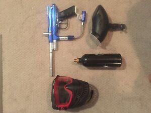 Spyder TL-X Paintball Gun
