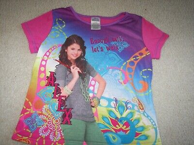 Vintage Disney Wizards Of Waverly Place Alex Girl's - Wizards Of Waverly Place Alex