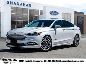2018 Ford Fusion Hybrid Titanium| Certified Pre-Owned | Previous