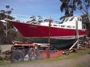 38ft Roberts Steel yacht / Motor sailer Margate Kingborough Area Preview