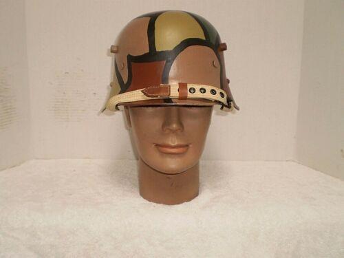 WW1 German Austrian M17 helmet, original shell