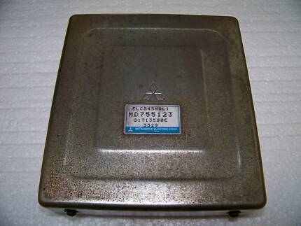 MITSUBISHI TRANS ECU MD755123, SUIT MAGNA 1991 TO 1997 - CAN POST