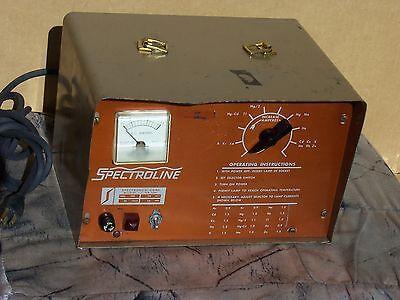 Spectronics Spectroline Lamp Tube Tester 1500