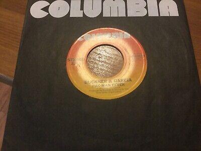 "Buckner & Garcia ""PAC-MAN Fever"" (Vocal & Instro) 45 on COLUMBIA Label VG++(EX)"