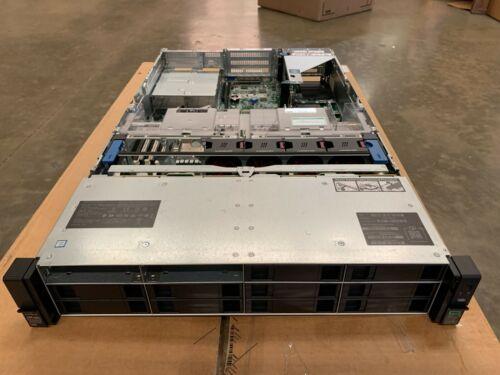 """868705-B21 875785-B21 HPE ProLiant DL380 Gen10 12 LFF 3.5"""" CTO Server"""