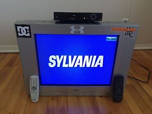 Tv and DVD player for sale $30 obo