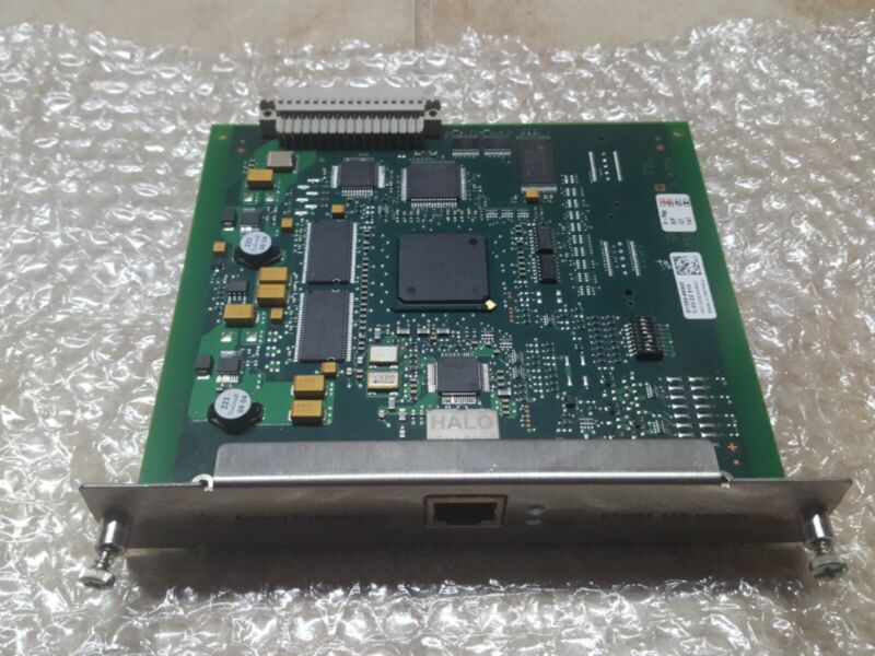 Agilent G1369A LAN INTERFACE CARD