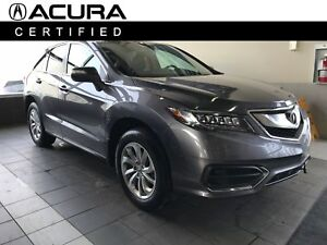 2017 Acura RDX Tech, AWD, Remote Start, Backup Cam