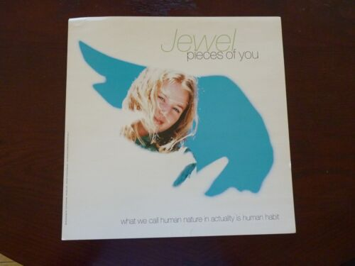 Jewel Pieces of You 1995 LP Record Photo Flat 12X12 Poster