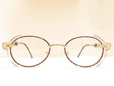 TITMUS 109 Z87-2 OVAL SAFETY EYEGLASSES Eyewear FRAMES w SIDE SHIELDS TV6 93215