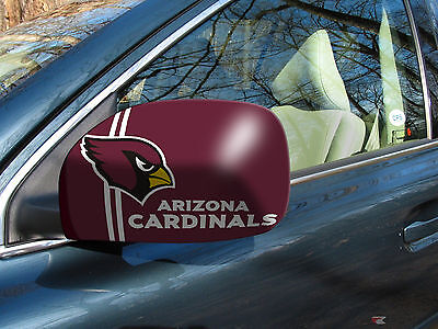 Arizona Cardinals Mirror Covers Perfect for Gameday and Tailgating NFL
