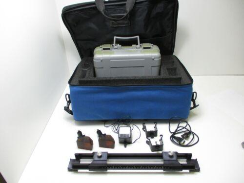 Dynasonics TFX Portable Ultrasonic Flow Meter, Case, Transmitter DTFXP-A1NA-NN