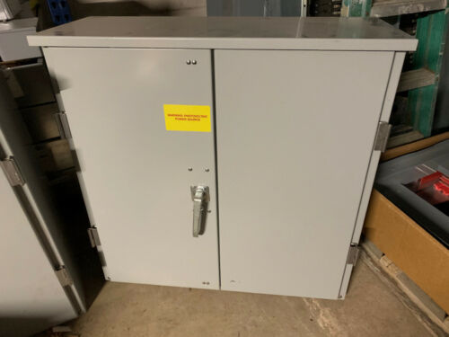 CT363612-HC Milbank 800 Amp 600V 3P 4W Outdoor Rated CT Cabinet