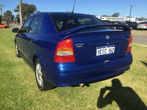 2005 Holden Astra Sedan ***IMMACULATE CONDITION*****