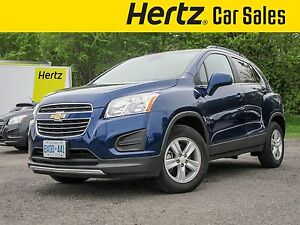 2016 Chevrolet Trax LT PLUS PKG, AWD SUNROOF, REMOTE START