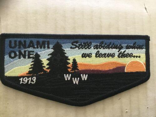 Unami Lodge 2008 Treasure Island Sunset OA Flap