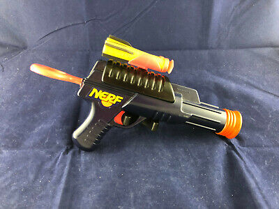 Vintage 1993 Original Nerf Kenner Gun Pistol Single Shot Sharpshooter w/ 2 Darts