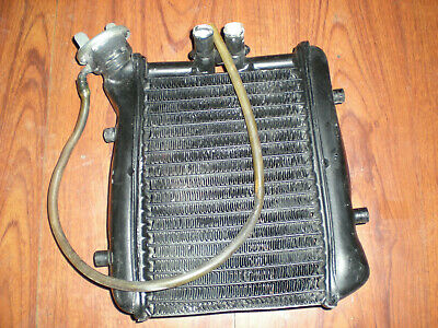 1980 MUGEN ME125W1 BANZAI KIT RADIATOR CR125R HONDA ELSINORE JOHNNY O MARA RARE!