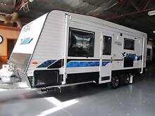 **BRAND NEW**  2016 CONDOR CARAVAN - 20FT CABIN Coburg North Moreland Area Preview