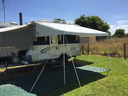 Jayco eagle outback Otway edition Bacchus Marsh Moorabool Area Preview