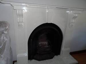 GAS FIREPLACE AND MANTEL Engadine Sutherland Area Preview