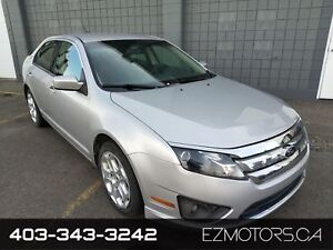2010 Ford Fusion SE low kms no accidents