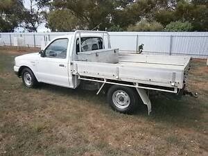 2006 Ford Courier Ute Hamley Bridge Wakefield Area Preview