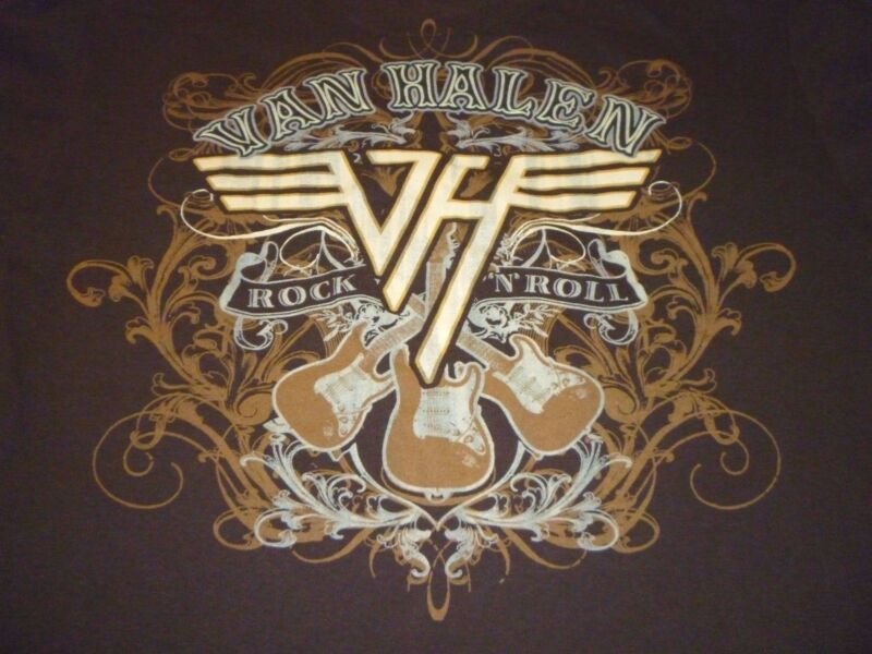 Van Halen Shirt ( Used Size L Missing Tag ) Very Good Condition!!!