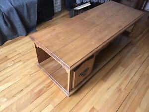Table café vintage * Vintage coffee table