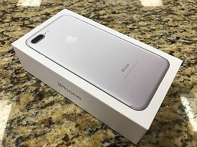 BRAND NEW Apple iPhone 7 Plus - 32GB - Silver (Unlocked) AT&T T-Mobile VERIZON 5