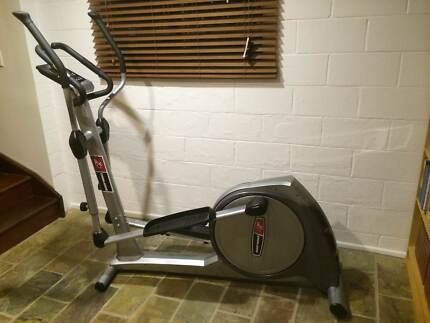Near-new Bodyworx E5002 Elliptical Cross Trainer for Sale Norman Park Brisbane South East Preview