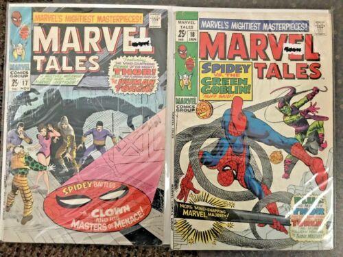 Marvel Tales #17 & 18