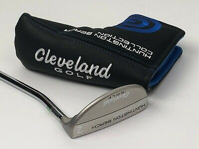 CLEVELAND HUNTINGTON BEACH COLLECTION MILLED #2 PUTTER 35""