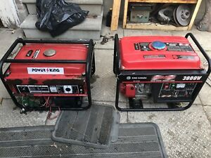 PowerForce 3000W Gasoline Generator