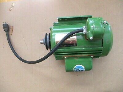 Emerson Farm Duty Motor Model C63yzad-204 1hp 115230 V 1725 Rpm Reversible