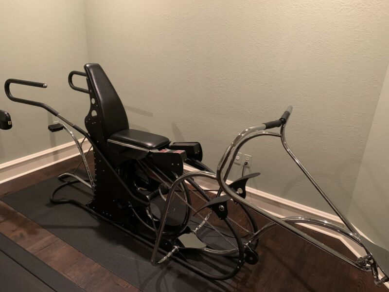 ROM 4 Minute Workout Crosstrainer Time Machine - Great Condition!