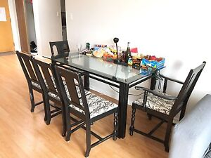 Dinning table+chairs
