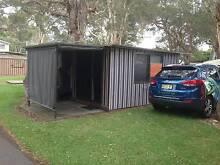 Semi-Permanent onsite Caravan in Dunbogan Caravan Park Port Macquarie Region Preview