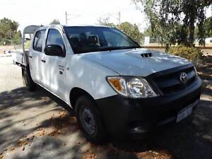 2005 TOYOTA HILUX SR (MANUAL) $6999 *D-4D! FREE 1 YR WARRANTY!* Maddington Gosnells Area Preview